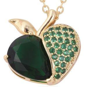Simulated Emerald, Simulated Green Diamond